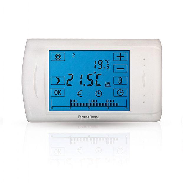 Controllo Temperatura Ambiente Fantini Cosmi C804