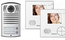 Bticino Kit video vivavoce classe 300V13E – linea 3000