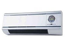 CFG Termoventilatore PTC a parete 2000 W con telecomando