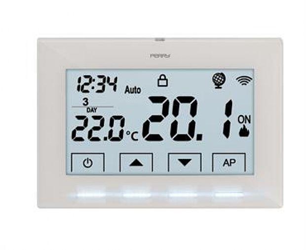 Controllo Temperatura Ambiente Fantini Cosmi 1TXCR029WIFI