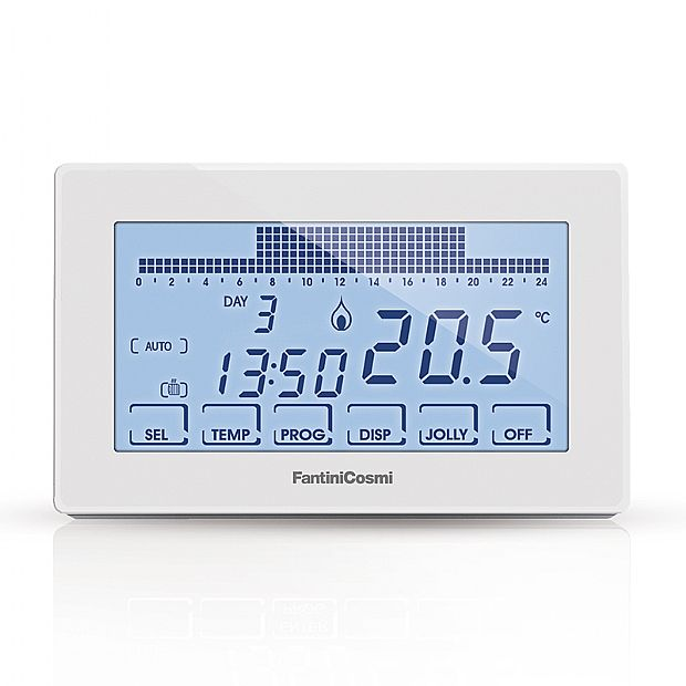 Controllo Temperatura Ambiente Fantini Cosmi CH180-230V