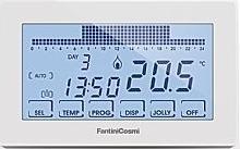 Fantini Cosmi Cronotermostato settimanale touchscreen a 230V-50Hz
