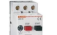Lovato Interruttore salvamotore, potere di int. ICU A 400V= 100KA, 0,25…0,4A