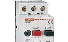 Lovato Interruttore salvamotore, potere di int. ICU A 400V= 6KA, 1,6…2,5A