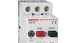 Lovato Interruttore salvamotore, potere di int. ICU A 600V= 6KA, 1…1,6A