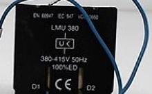 Lovato Sganciatore di minima tensione 380V