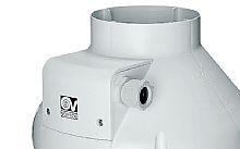 Vortice Aspiratore centrifugo assiale in resina autoestinguente CA 315 V0 E