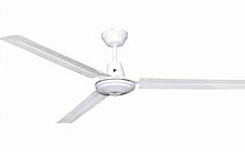 CFG Ventilatore a soffitto professionale 120 Bianco
