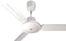 """Vortice Ventilatori da soffitto reversibili NORDIK EVOLUTION R 120/48"""" bianco"""