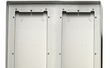 Comelit Custodia da parete antipioggia 6 moduli serie IKALL