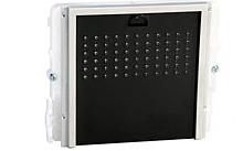 Comelit Modulo 0 pulsanti per unità audio serie IKALL - BLACK