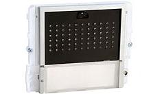 Comelit Modulo 1 pulsante per unita' audio serie IKALL - BLACK