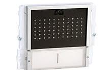 Comelit Modulo 2 pulsanti per unità audio serie IKALL - BLACK