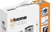 Bticino Kit video monofamiliare colore da parete