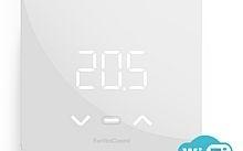 Fantini Cosmi Cronotermostato elettronico led con funzioni smart