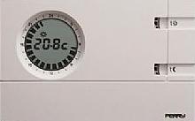 Perry Electric Cronotermostato analogico digitale giornaliero