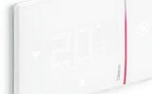 Bticino Termostato connesso Smarther2 with Netatmo bianco
