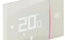 Bticino Termostato connesso Smarther2 with Netatmo sabbia