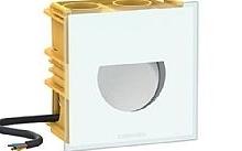 Lombardo Kit 04 PIN Q LED 2W 200lm 3000K colore bianco asimmetrico