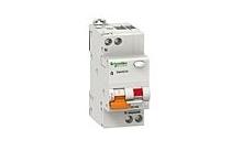 Schneider Electric Interruttore magnetotermico differenziale 16A 1P+N C 30 mA