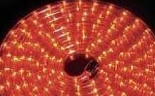 Wimex Tubo luminoso LED e Flash rosso 2m