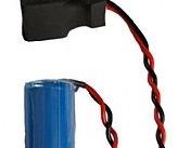 Beghelli Batteria litio 3.6V 2100 mAh AA stilo+expander