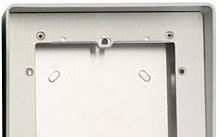 Comelit Custodia da parete antipioggia 1 modulo serie IKALL