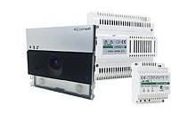 Comelit Kit base impianto video ultra SIMPLEBUS1