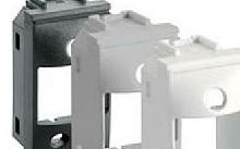 Perry Electric Kit di 3 frontalini di finitura per VIMAR EIKON ARKE'