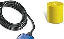 Perry Electric Regolatore di livello a galleggiante per acque chiare cavo in PVC 3x1