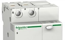Schneider Electric Interruttore magnetotermico differenziale 1P+N C 10A 30mA Tipo AC