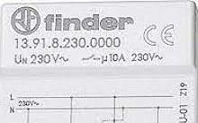 Finder Relè ad impulsi elettronico 230 V 1 contatto