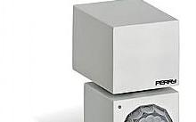 """Perry Electric Rilevatore di movimento da parete a raggi infrarossi """"CUBE"""" - IP54"""