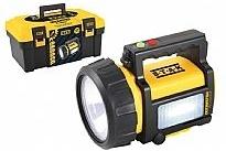 Velamp Faro ricaricabile led 10w+lanterna+luce rossa+power bank doomster