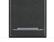 Bticino Interruttore basculante  1P 16A  serie axolute grigio antracite