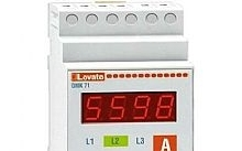 Lovato Amperometro digitale di montaggio