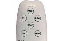 CFG Telecomando di ricambio per ventilatori a soffitto